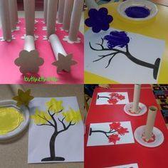 Preescolar entryway storage and organization - Storage And Organization Toddler Learning Activities, Preschool Activities, Senses Activities, Kindergarten Art, Preschool Crafts, Diy And Crafts, Arts And Crafts, Paper Crafts, Creative Crafts