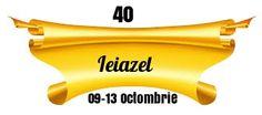 Heraldry of Life: 40.IEIAZEL-DEUS VIVUM LAETIFICANS