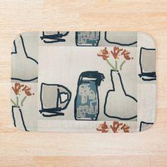 Foam Cushions, Bath Mat, Cold, Art Prints, Coffee, Printed, Awesome, Flowers, Artwork