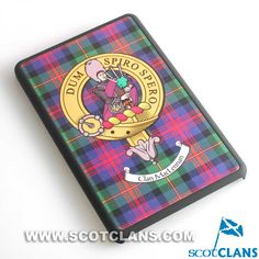 MacLennan Clan Crest