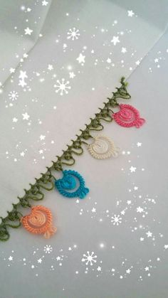 Needle Lace, Mantle, Hand Embroidery, Elsa, Crochet Top, Diy And Crafts, Quilts, Creative, Istanbul