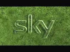 Sky idents