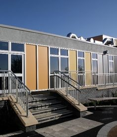 Panel Systems supplies cladding panels to refurb project at City School Sheffield