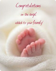 Newborn Baby Girl Wishes To Parents (With Images) Congratulations on your new addition to your family. A precious beautiful girl with tiny hands and feet, and eyes looking at you saying finally I met New Baby Girl Wishes, New Baby Girl Congratulations, Congratulations Quotes, New Baby Girls, Baby Love, Mom Baby, Baby Birth Wishes, Baby Card Quotes, New Baby Quotes