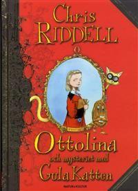Ottolina och mysteriet med Gula katten
