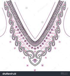 Necklace Design Fashion Neckline