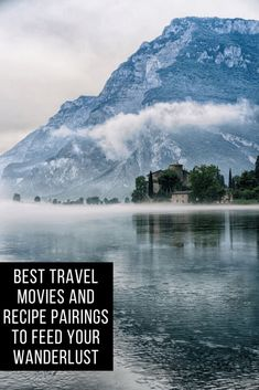 Looking for the best travel movies on Netflix to feed your wanderlust travel needs? Indulge in travel escapism Travel Advice, Travel Guides, Travel Tips, Top Travel Destinations, Places To Travel, Travel Movies, Travel Books, Travel Journals, Virtual Travel