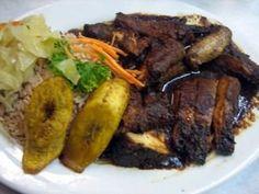 Jamaican Food Jerk Chicken