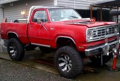 1974 Dodge Powerwagon