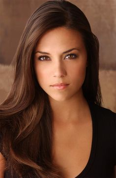 Jana Kramer- she is stunning! I'm jealous. Repinned cuz if I go with dark hair again this is the color I naturally am
