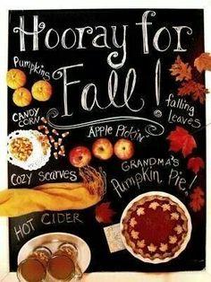so many cozy things Love of Fall printable