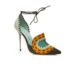Amazing Shoes by Manolo Blahnik #manoloblahnikheelsstilettos