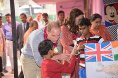 The Duke and Duchess of Cambridge in New Delhi | by UK in India
