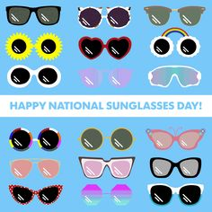 1a9393a9675 Happy National Sunglasses Day!Keep your eyes safe from those UV.
