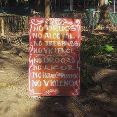 Advertencia #CostaRica #envision2016 by infameprovocador