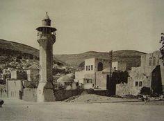 Nablus-نابلس: NABLUS - Late 19th, early 20th c. 27