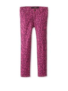49% OFF Joe's Kid's Wild Leopard Jegging (Wild Orchid)