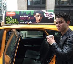 Nick Jonas 2015 Nickelodeon Kids Choice Awards