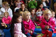 Preschool Story Time South Park Library Seattle, WA #Kids #Events