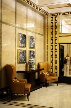 Art Deco #foyer