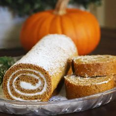 Pumpkin Roll I Recipe | Allrecipes...