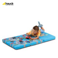 Hauck Sleeper Folding Mattress (Playpark) from PreciousLittleOne.