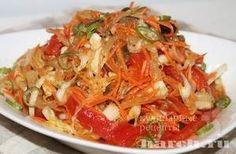 Ассорти овощное по-корейски