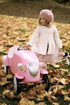 Vivi & Oli-Baby Fashion Life: Pink and blue