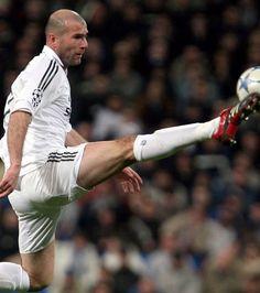 Zinédine Zidane, Soccer God.