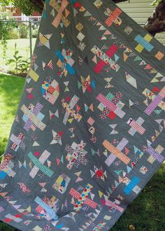 Confetti Weave Quilt
