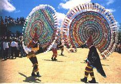 Información sobre la Danza de los Quetzales.