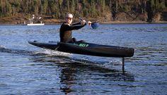 fast paddle boat | Fast Stand Up Paddle board design?-flyak_large.jpg
