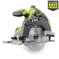 Ryobi Power Tools, Ryobi Tools, Installing Shiplap, Installing Laminate Flooring, Vinyl Flooring, Home Improvement Projects, Home Projects, Best Circular Saw, Skill Saw
