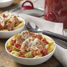 A slow cooker recipe of pork tenderloin and vegetables simmered with Hunt's Tomatoes, served over pasta and sprinkled with Kraft Parmesan.    Recipe Source:  Kraft Foods Inc.   Kraft® is a registered trademark of Kraft Foods, Inc.