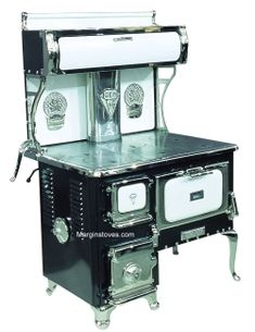 2001-W Margin Gem Wood Cook Stove,Heating capacity of 1750 square feet or more