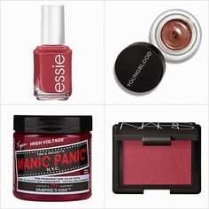 Marsala is the Pantone 2015 Color of the Year. Shop our favorite cosmetics in…