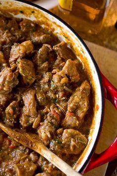 Spicy Pork Stew