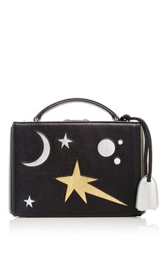 Small Grace Box In Multi Galaxy Cut Out Leather by MARK CROSS for Preorder on Moda Operandi