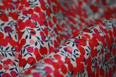 Sew Tessuti Blog - Sewing Tips & Tutorials - New Fabrics, Pattern Reviews: Liberty Of London finally @ Tessuti