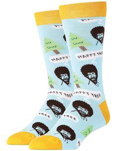 Mens athletic low cut Ankle sock Blue Dandelion Wild Spring Time Floral Non-Slip Cute Short Sock