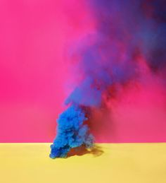 How To Make Colored Smoke Bombs Work: Colored smoke is made using a solvent or disperse dye, not by burning a chemical.
