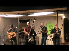 Blue~Rock'n~Grass @ the 45th Annual Grayson Old Time Fiddler's Convention 2012  #bluegrass