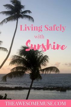 Living safely with sunshine is something we should all be thinking about. Ozone depletion makes us more at risk for sunburns, skin cancer, and cataracts more than ever before. Learn how you can protect your skin and eyes from UV-B radiation.
