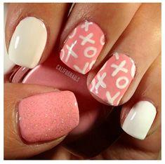 Valentine Nails!