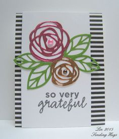 Cards Using Flowers on Pinterest | Stamps, Stamp Sets and Handmade ...