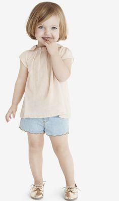 Shorts niñas