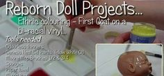 How to Make an ethnic reborn baby doll « Dolls, Plush