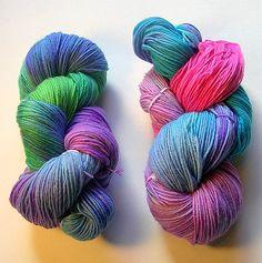 Kathryn Ivy - Yarn Dyeing Tutorial