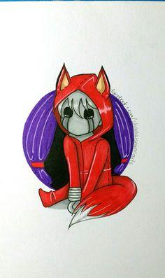 Foxy's soul's wearing hoodie :D FNaF