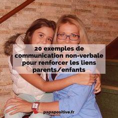 Et si nous parlions trop en tant que parents ? Cette thèse que je vérifie chaque jour, et encore plus depuis que je m'entraine à la pleine conscience, mérite d'être partagée car elle simplifie grandement la vie et apaise les relations. « La communication non-verbale représente plus de 80% des messages que nous transmettons » …